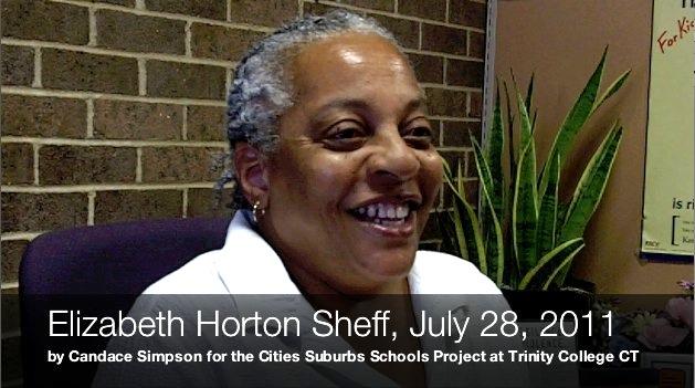 Elizabeth Horton Sheff